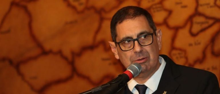 Presidente da Fenarroz divulga mensagem sobre evento em outubro
