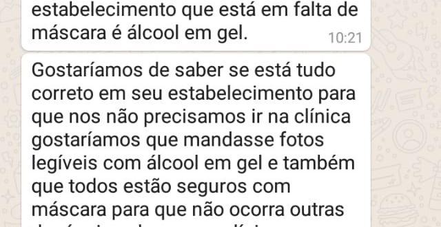 Golpista finge ser da Vigilância Sanitária em contato com empresas de Cachoeira