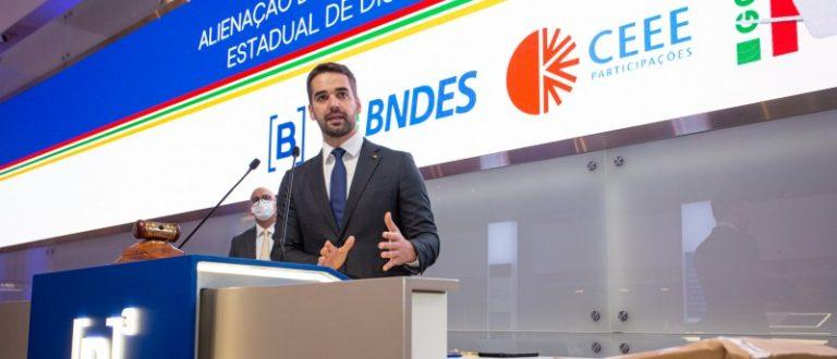 Prefeitura lucra R$ 4,5 milhões com a venda da CEEE-D