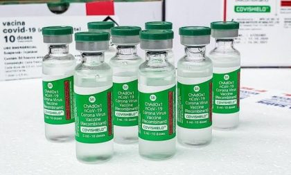 Em Cachoeira, 3.693 não completaram esquema vacinal