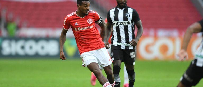 Inter fica no 1 a 1 com o Ceará, no Beira-Rio