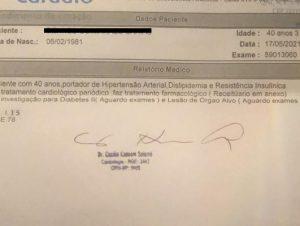 Vacina contra Covid: esquema promete laudos falsos para cachoeirenses