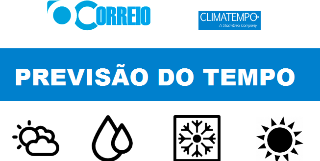 PREVISÃO DO TEMPO / 29 DE AGOSTO / CACHOEIRA
