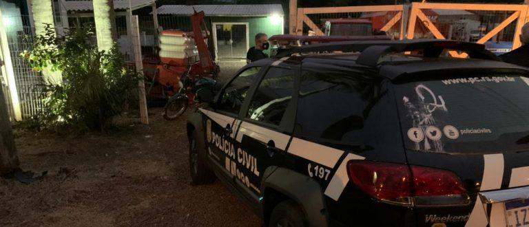 Operação contra falsificação de agrotóxicos prende cachoeirense no Oliveira
