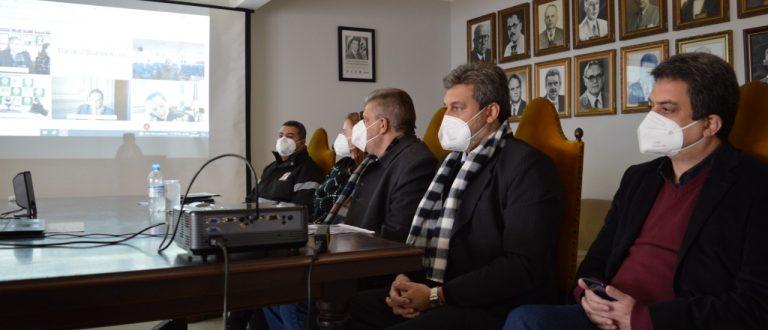 Combate contra Covid: Prefeitura e Secretaria da Saúde do RS alinham ações