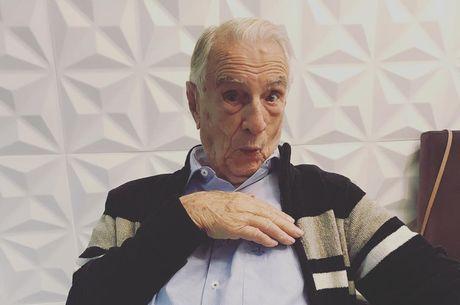 """Orlando Drummond, o """"Seu Peru"""", morre aos 101 anos"""