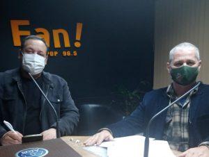 """""""Passando a Limpo"""" da Fan conversa com secretário do Meio Ambiente"""