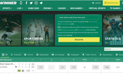 Betwinner App Download para Android & iOS | Betwinner Portugal