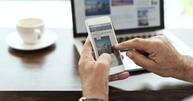 Pesquisa confirma preferência de consumo de notícias no meio digital