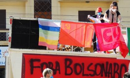 """""""Fora Bolsonaro"""" terá ato em Cachoeira do Sul"""