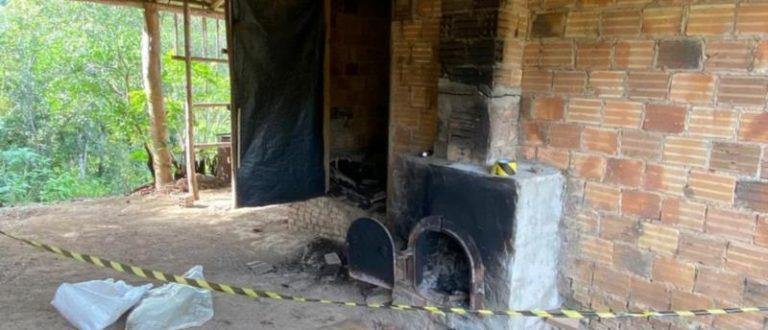 Dopou e incinerou em forno de fumo: mulher vira ré por homicídio