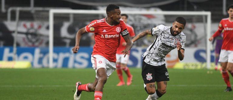 Com polêmica do VAR, Inter empata com Corinthians