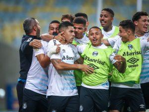 Grêmio deixa a lanterna e mira sair do Z-4