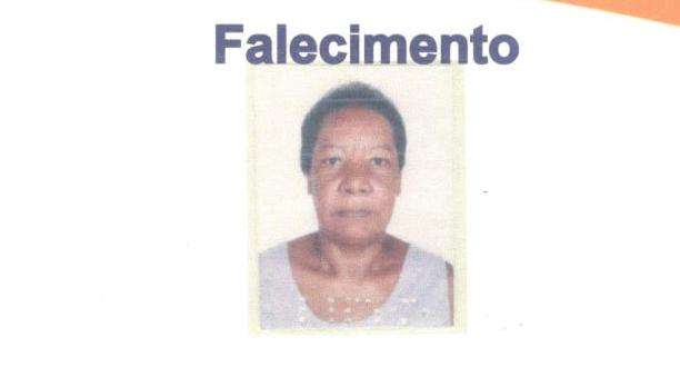 NOTA FÚNEBRE – MARIA DE LOURDES VIEIRA PEREIRA