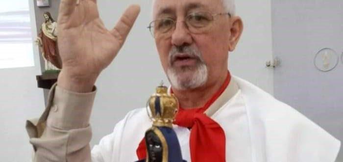 """CERRO BRANCO: MORRE """"PADRE GAUDÉRIO"""""""
