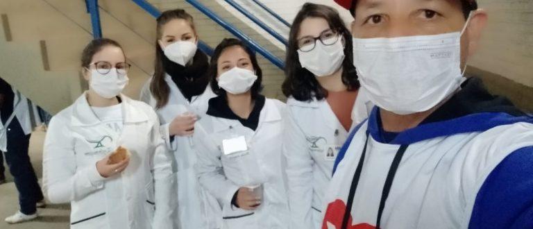 Instituições religiosas e Fenarroz são parceiras na vacinação