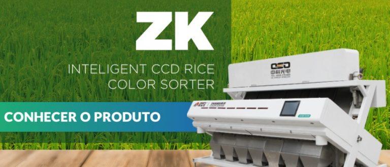 Fenarroz fecha parceria com fabricante chinesa de máquinas