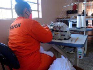 Sistema prisional gaúcho é pioneiro na produção de bioabsorventes