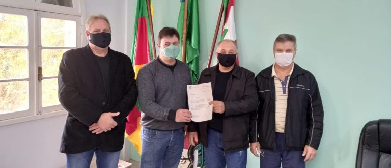Emenda do senador Heinze destina R$ 300 mil para Novo Cabrais