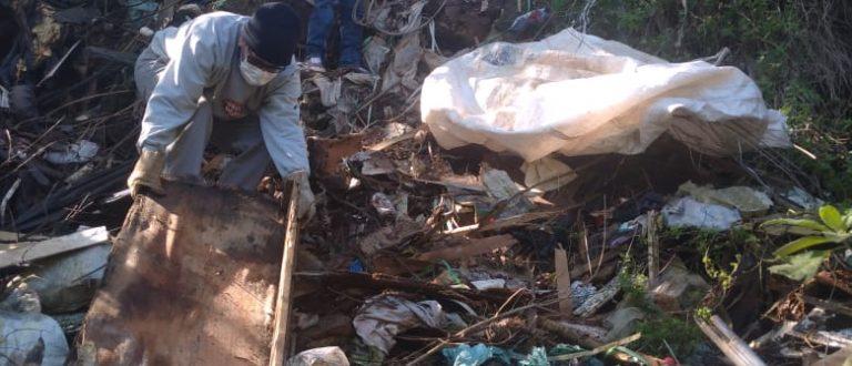 Pedido do MP: Secretaria do Meio Ambiente realiza limpeza no Universitário