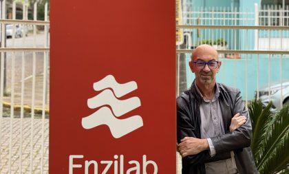 """Enzilab """"criando pensares"""" para o futuro"""
