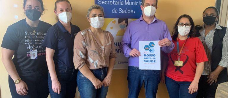 Saúde tem projeto para revitalizar as unidades sanitárias