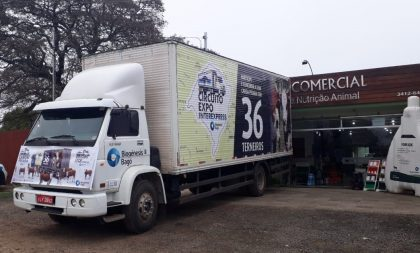 """Cachoeira recebe """"Circuito Expo Interexpress"""""""