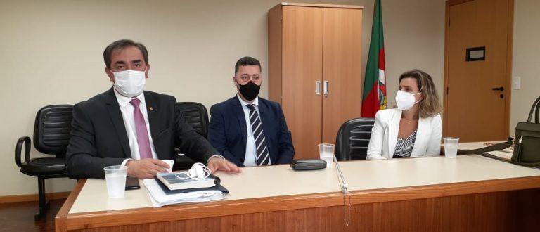 Justiça apresenta programa de digitalização
