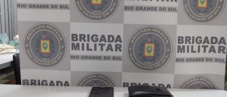 BM prende homem que roubou celular de pedestre no Bairro Barcelos