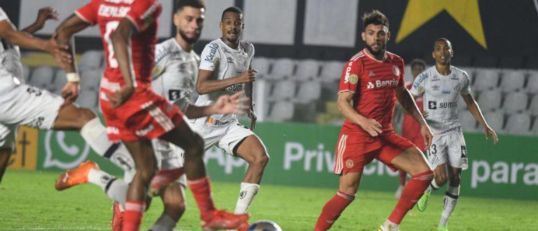 Inter empata com o Santos na Vila
