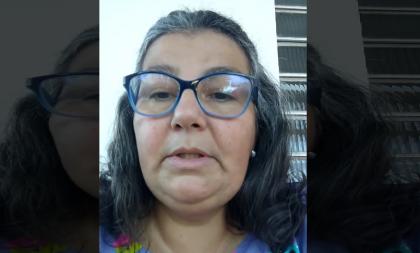 """""""Marcelo retornou porque meu voto era a favor"""", diz Adriana Palladino"""