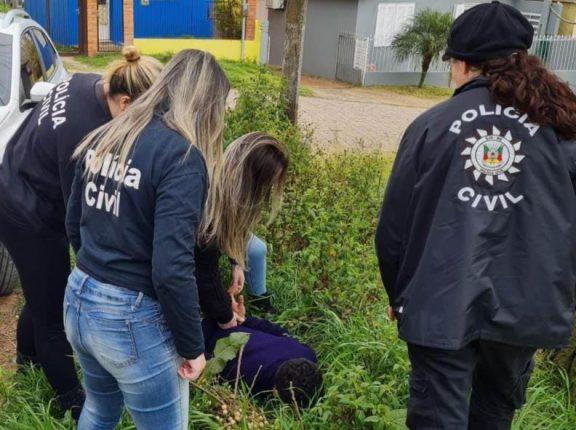 Polícia de Encruzilhada prende autor de quase metade dos furtos de carros