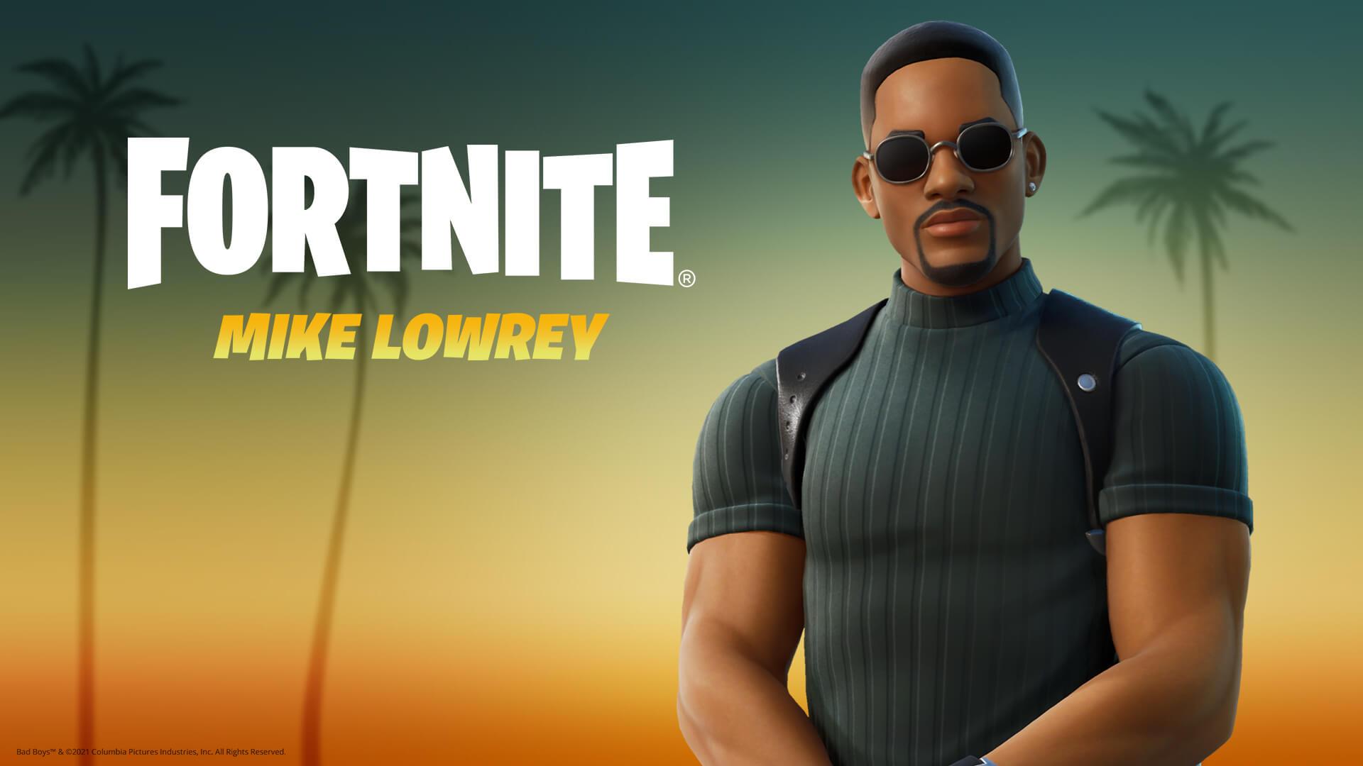 Mike Lowrey Fortnite