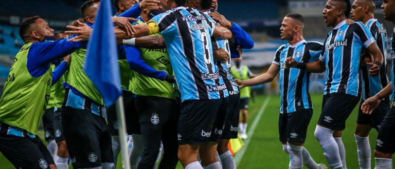 Grêmio: três pontos na conta para fugir do Z-4