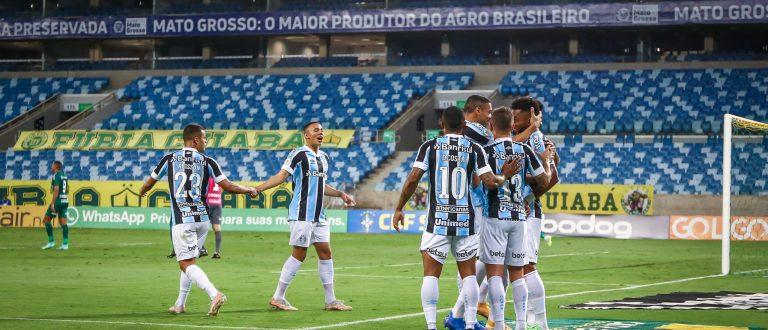 Goleada! Grêmio vence por 1 a 0, mas vence