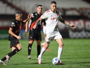 Fora de casa, Inter empata sem gols com o Atlético-GO