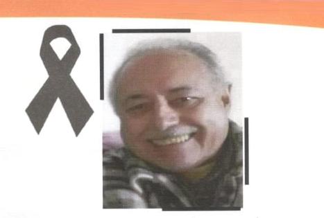 NOTA FÚNEBRE – JOSÉ SINVAL VARGAS DE OLIVEIRA (BARBEIRO DO SALÃO OLIVEIRA)