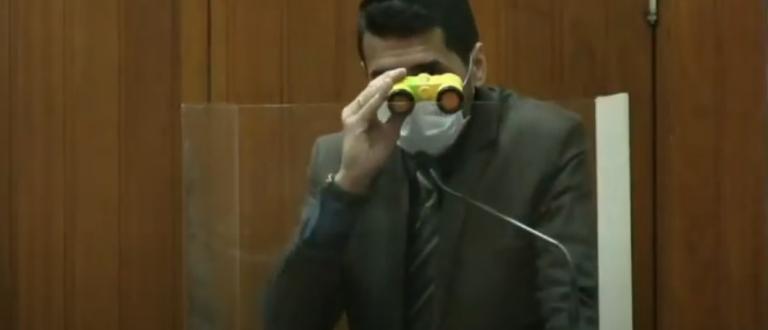 """Interesses ocultos"" pressionam vereadores, denuncia Magaiver"
