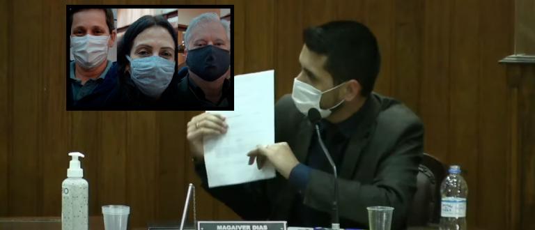 Diário Oficial eletrônico: confira como foi a votação que rejeitou o relatório