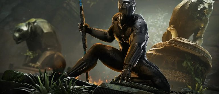 Black Panther na expansão War for Wakanda