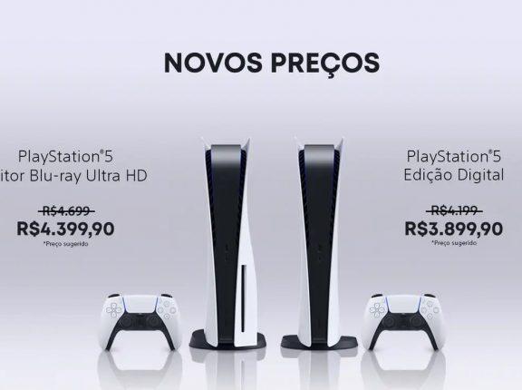PlayStation: IPI reduz preço