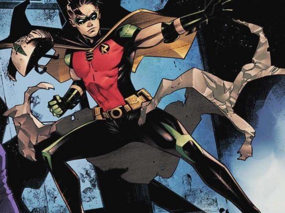Robin é bissexual, diz DC