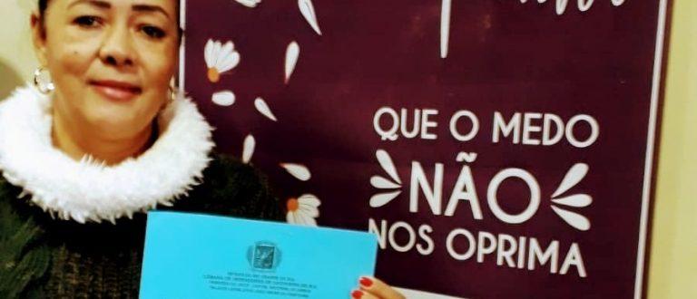 Projeto busca instituir Semana Municipal de ações voltadas à Lei Maria da Penha