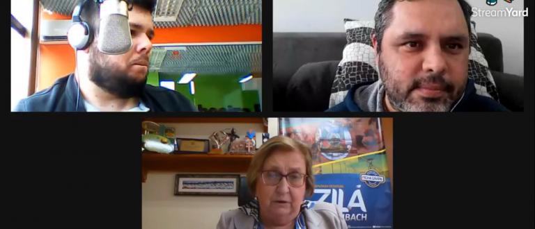 Entrevista na Fan: deputada quer mais espaço para mulheres na política