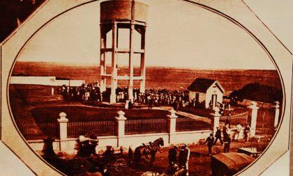 Primeira Caixa d'Água de Cachoeira do Sul completa 100 anos