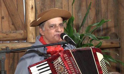 Morre o cantor cachoeirense Iedo Silva