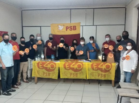 PSB elege o novo diretório municipal
