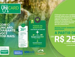 Assistencial Unicard: seja qual for a sua necessidade, tem um Unicard perfeito para você!