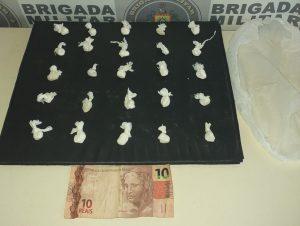BM prende homem por tráfico de drogas no Rio Branco