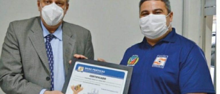 Defesa Civil recebe reconhecimento do Governo Federal